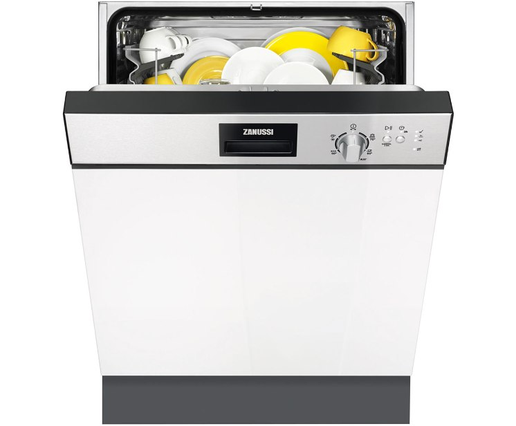 Ремонт посудомоечных машин Zanussi